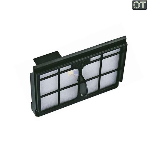 Klick zeigt Details von Filter Abluftfilter Filterkassette Bosch Siemens 00607409 Staubfilter für Staubsauger