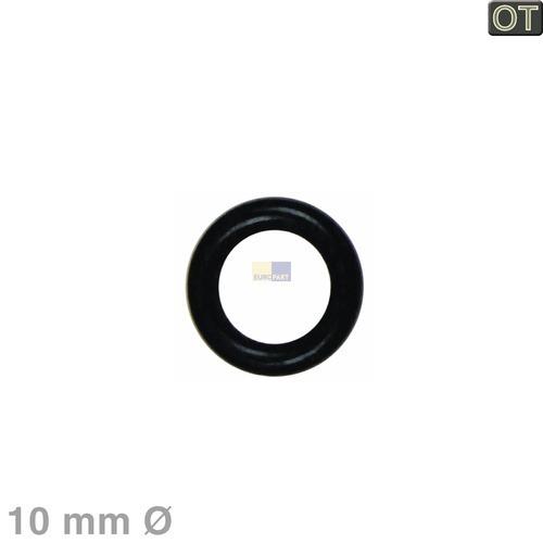 Klick zeigt Details von Dichtung 10mmØ für Pumpenanschluss, BSH-Gruppe/Bosch/Siemens 00614606.