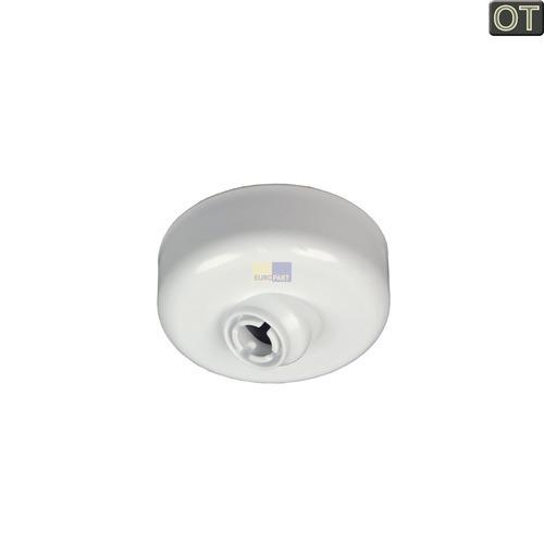 Klick zeigt Details von Küchenmaschine Teigabweiser Abstreifer zb. für Knethaken Bosch Siemens 619166