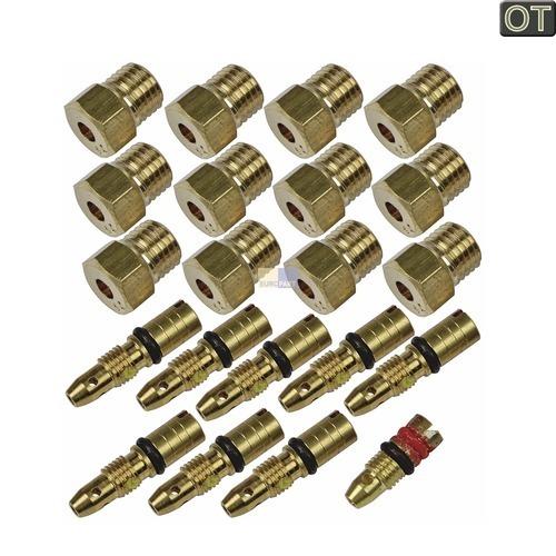 Klick zeigt Details von Düsensatz Flüssiggas  BSH 00620122