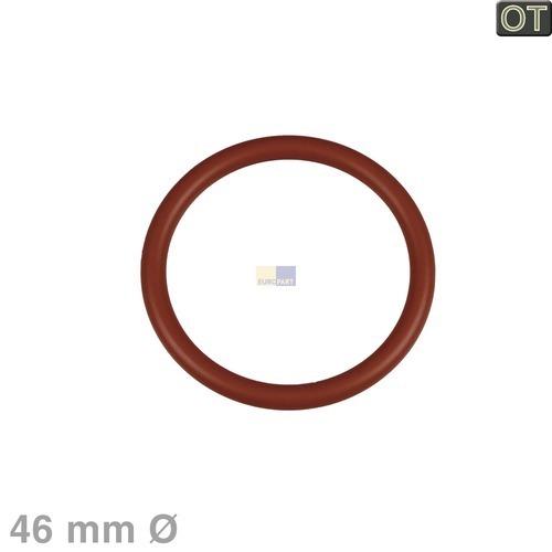 Klick zeigt Details von Dichtung 46mmØ für Brühgruppe Bosch Siemens 00625379 O-Ring für Kaffeeautomat