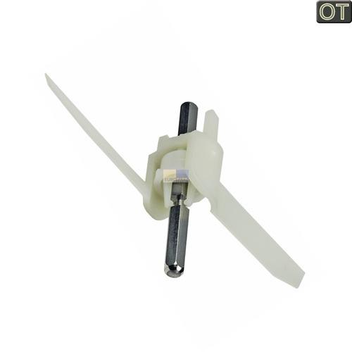 Klick zeigt Details von Durchlaufschnitzlerflügel BOSCH 00630760 Original für Küchenmaschine
