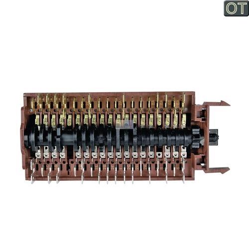 Klick zeigt Details von Backofenschalter B&S 50713/3