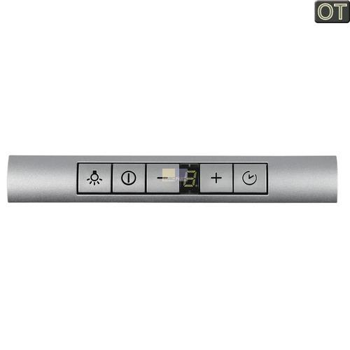 Klick zeigt Details von Bedieneinheit silber Siemens 00646886 Original
