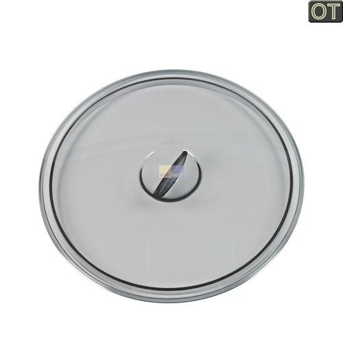 Klick zeigt Details von Bohnenbehälterdeckel transparent