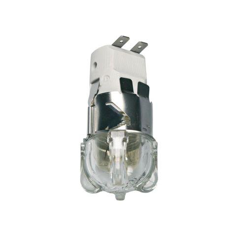 Klick zeigt Details von Lampeneinheit BOSCH 00650242 Original für Backofen Kühl-Gefrier-Kombination