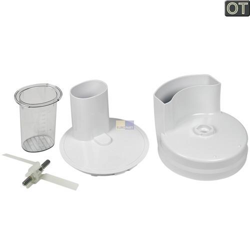 Klick zeigt Details von Durchlaufschnitzlergehäuse Set