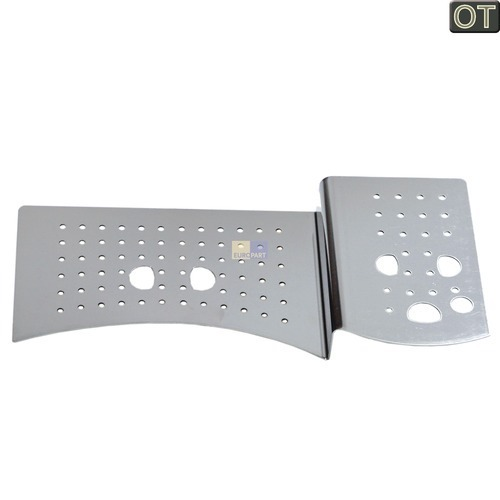 Klick zeigt Details von Abtropfschale Abdeckung Gitter Bosch 00653517 Tassenabsteller für Kaffeeautomat