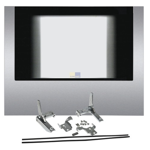 Klick zeigt Details von Außenfenster für Backofentüre