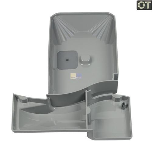 Klick zeigt Details von Abtropfschale grau