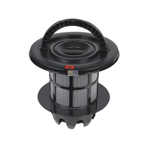 Klick zeigt Details von Filter Abluftfilter Filterzylinder BOSCH 00708278 Original für Staubsauger