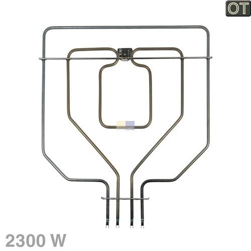 Klick zeigt Details von Heizelement Oberhitze 2300W 240V