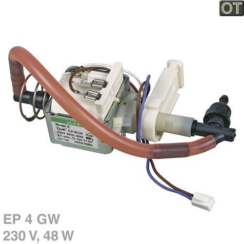 Klick zeigt Details von Elektropumpe Ulka EP4GW 230Volt