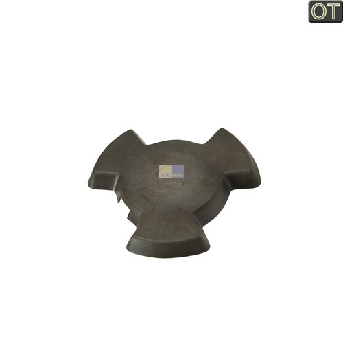 Klick zeigt Details von Drehtellerträger braun