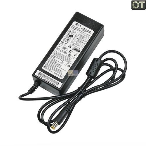 Klick zeigt Details von Steckernetzteil für LCD-Monitor