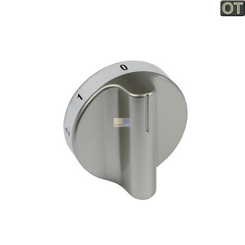 Klick zeigt Details von Knebel für Kochstelle, 1-kreis / 2-kreis  Küppersbusch 063274 Original