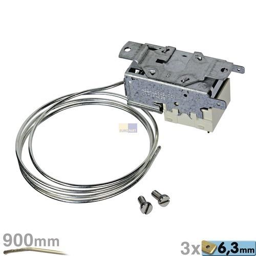Klick zeigt Details von Kühlschrank Temperatur Regler Thermostat K22-L2523 Ranco 900 mm