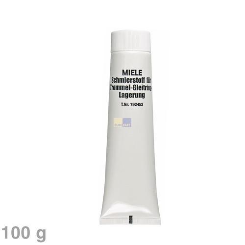 Klick zeigt Details von Gleitring-Fett High-Lub LFB2000 100g Miele 0792452 Schmierstoff für Wäschetrockner