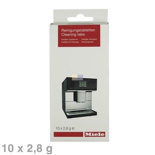 Kaffeemaschinen-Reiniger Tabs Miele, 10 Stück