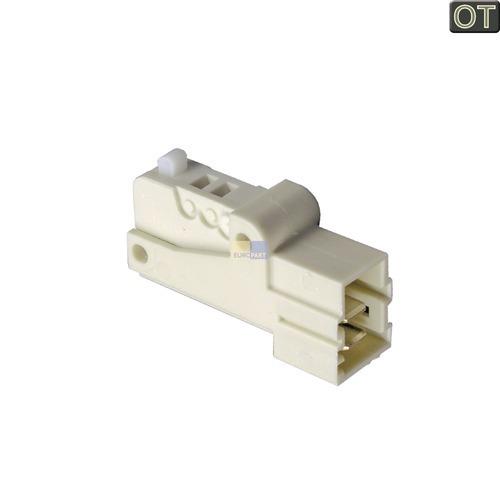 Klick zeigt Details von Schalter Mikroschalter in Gehäuse Miele 4240234 Original