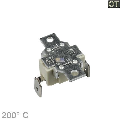 Klick zeigt Details von Bügelmaschine Temperaturbegrenzer 200°C Miele 4564200