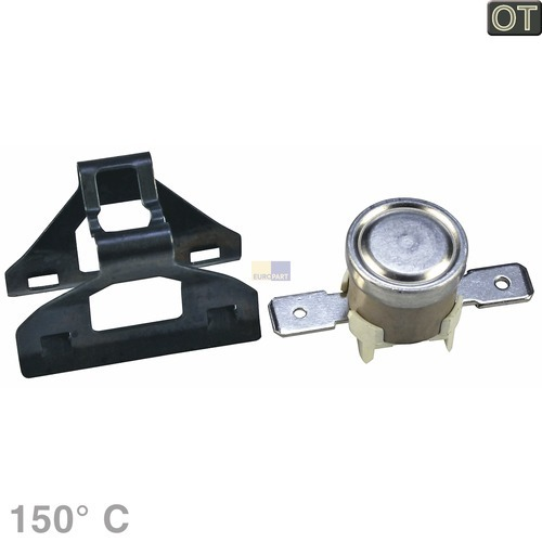 Klick zeigt Details von Temperaturbegrenzer 150° Klixon Miele 5119001 für Geschirrspülmaschinen