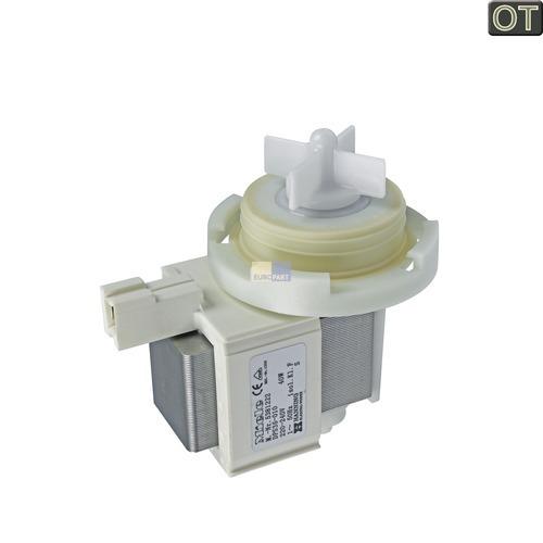 Klick zeigt Details von Ablaufpumpe Solo Magnettechnikpumpe Miele 5631692 Hanning Waschmaschine