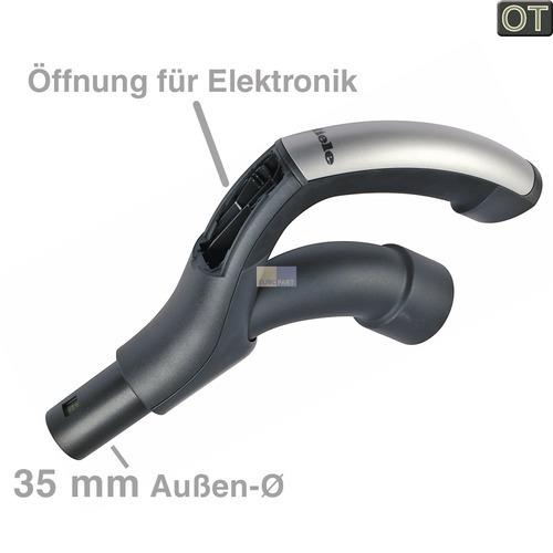 Klick zeigt Details von Handgriff für Staubsaugerschlauch, 35mm  funkgesteuert, MIELE 9764413