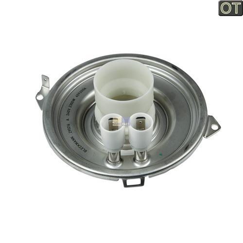 Klick zeigt Details von Pumpengehäusedeckel Mpeh 2,3KW 240V  MIELE 6195781