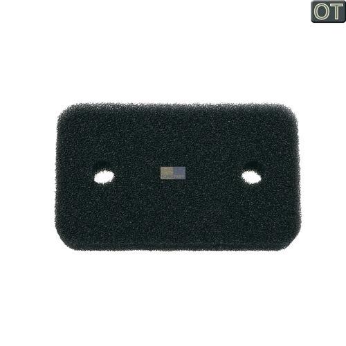 Klick zeigt Details von Filter Schaumfilter Sockelfilter an Wärmetauscher 220x133x36mm