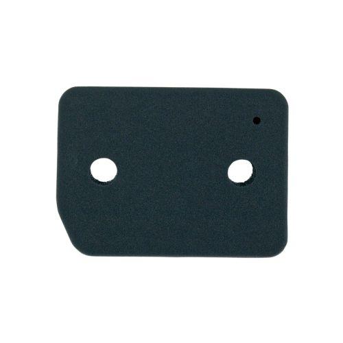 Klick zeigt Details von Filter Schaumfilter Sockelfilter an Wärmetauscher 207x155x30mm
