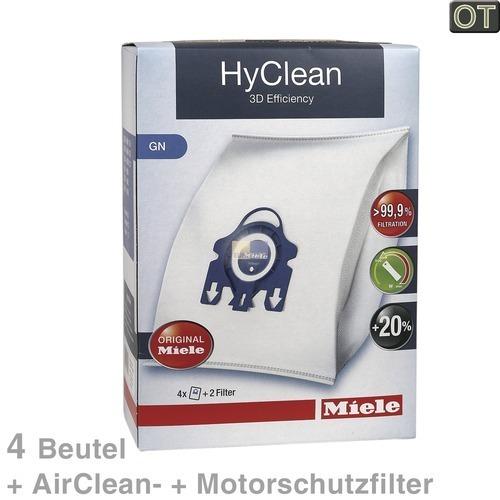 Klick zeigt Details von Filterbeutel Miele TypG/N HyClean 3D  MIELE 9917730