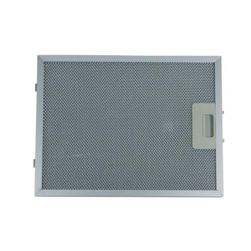 Klick zeigt Details von Fettfilter eckig Metall 300x220mm, 2 Stück