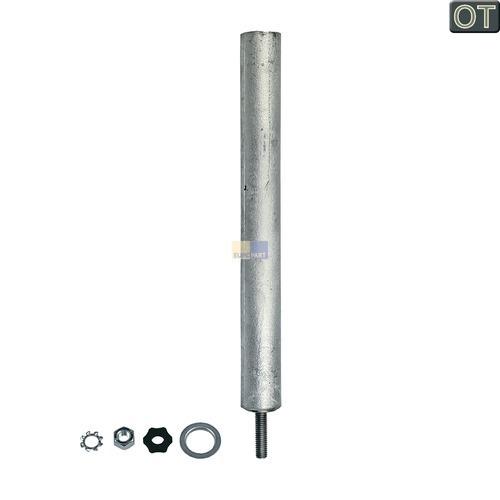 Klick zeigt Details von Anode Aktivanode 230mm mit M8-Gewinde