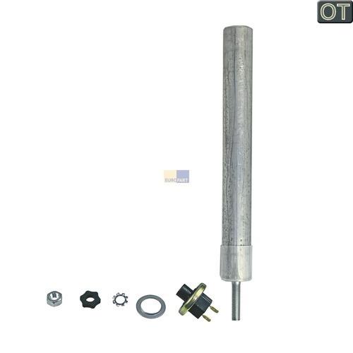 Klick zeigt Details von Aktivanode 225mm M8-Gewinde