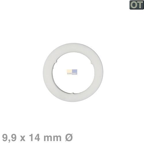 Klick zeigt Details von Dichtung 14x9,9mmØ
