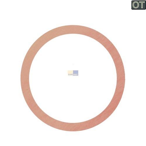 Klick zeigt Details von Dichtung für Tauch-Heizelement  168x146mmØ, Stiebel-Eltron 249814