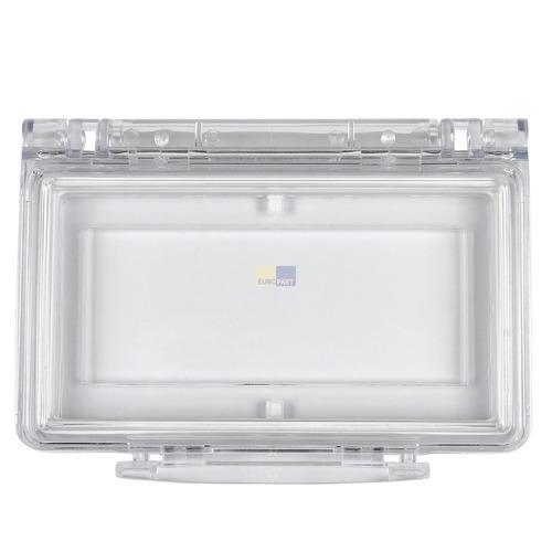 Klick zeigt Details von Plexiglas-Schutz für Temperaturregler  ZZ000272